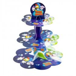 Kral Şakir Uzayda Lisanslı Cupcake Standı