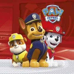 Paw Patrol Ready For Action Peçete
