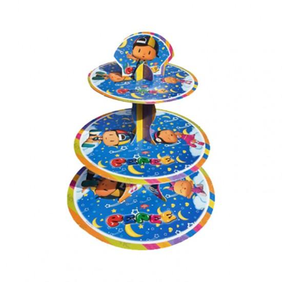 Pepee Lisanslı Cupcake Standı