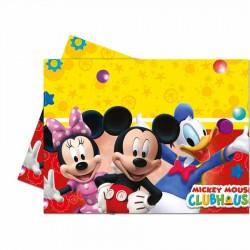 Mickey Plauful Plastik Masa Örtüsü 120x180 cm