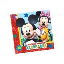 Mickey Playful Kağıt Peçete 33x33 cm 20'li