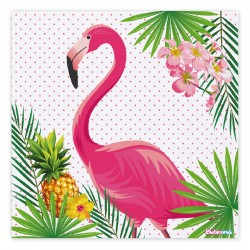 Flamingo Kağıt Peçete 33x33 cm 16'lı