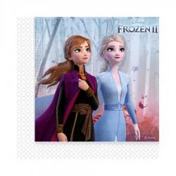 Frozen 2 Kağıt Peçete 33x33 cm 16'lı