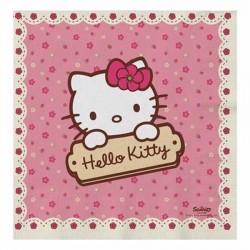 Hello Kitty Kağıt Peçete 33x33 cm 20'li