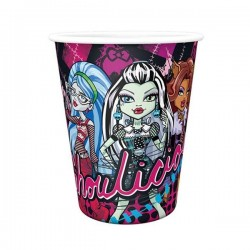 Monster High Karton Bardak 8'li