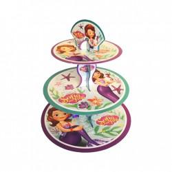 Sofia Lisanslı Cupcake Standı