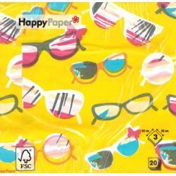 Happy Paper Kağıt Peçete 33x33 cm 20'li