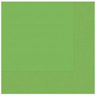 Yeşil Kağıt Peçete 33x33 cm 20'li
