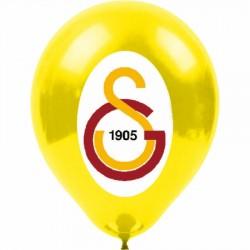 Galatasaray Baskılı Pastel Balon 100'lü