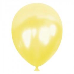 Metalik Krem Balon 100'lü