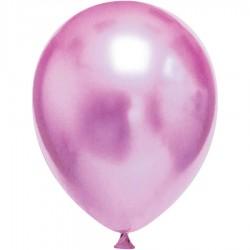 Krom Pembe Balon 50'li