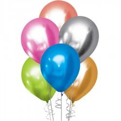 Krom Rengarek Balon 50'li
