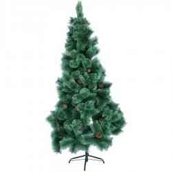 Yılbaşı Çam Ağacı 150 cm 247 Dal Demir Ayaklı