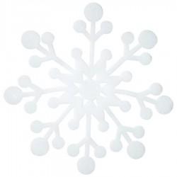 Yılbaşı Dekoratif Kar Tanesi 40 cm