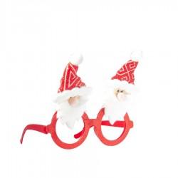 Yılbaşı Parti Gözlüğü Noel Baba