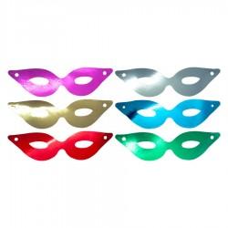 Yılbaşı Parti Maskesi 12'li